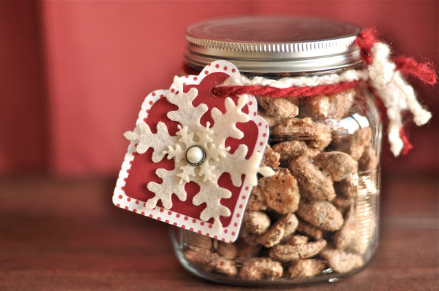 How to make candied nuts for christmas gifts