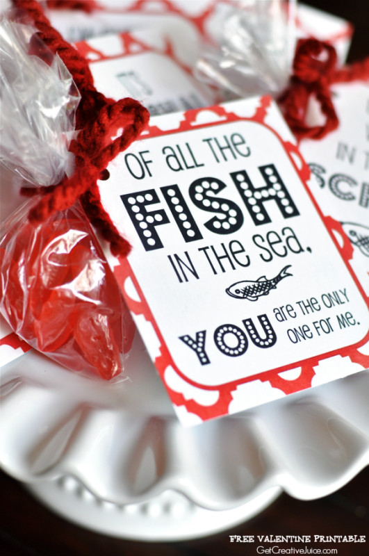 Free Printable Valentines For Kids