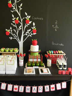 {INSPIRATION} back to school parties