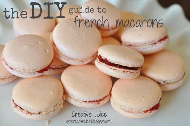 DIY guide to french macarons