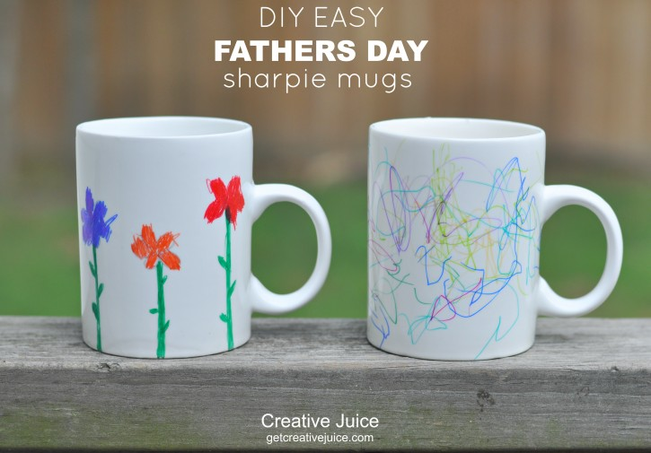 12 Mugs For Mother S Day: {TUTORIAL} Father's Day Gift Idea