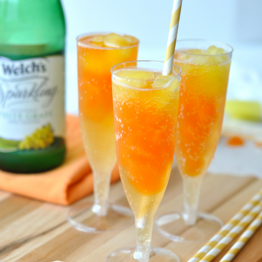 {RECIPE} popsicle flavored party drinks
