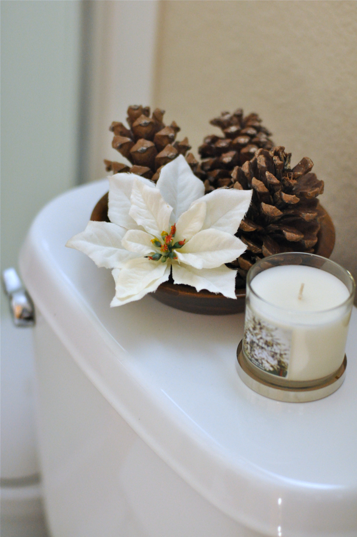 Christmas Bathroom Decor : A little holiday potty training and coupon