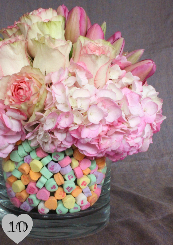 Trending Tuesday} Table top ideas for Valentines Day - Creative Juice
