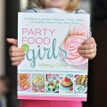 Party Food For Girls Cookbook feature photo