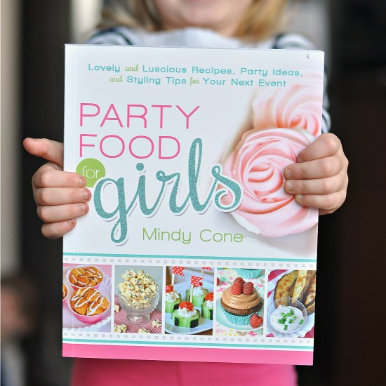 My Second Book: Party Food For Girls!