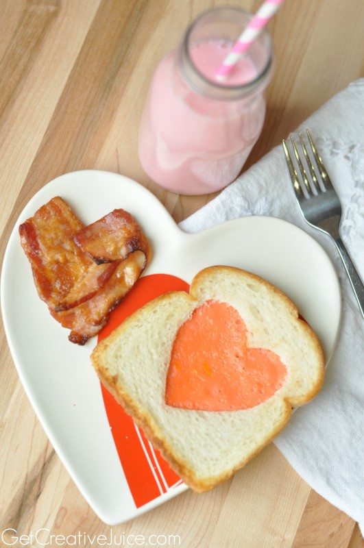 Valentines Day Breakfast Ideas for Kids