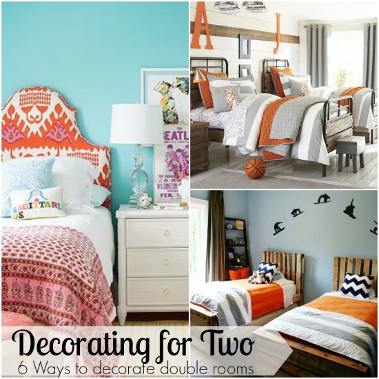 Trending Tuesday: How to decorate shared rooms