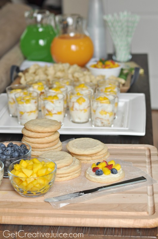 Jungle Book Party Food Ideas - Mango recipes