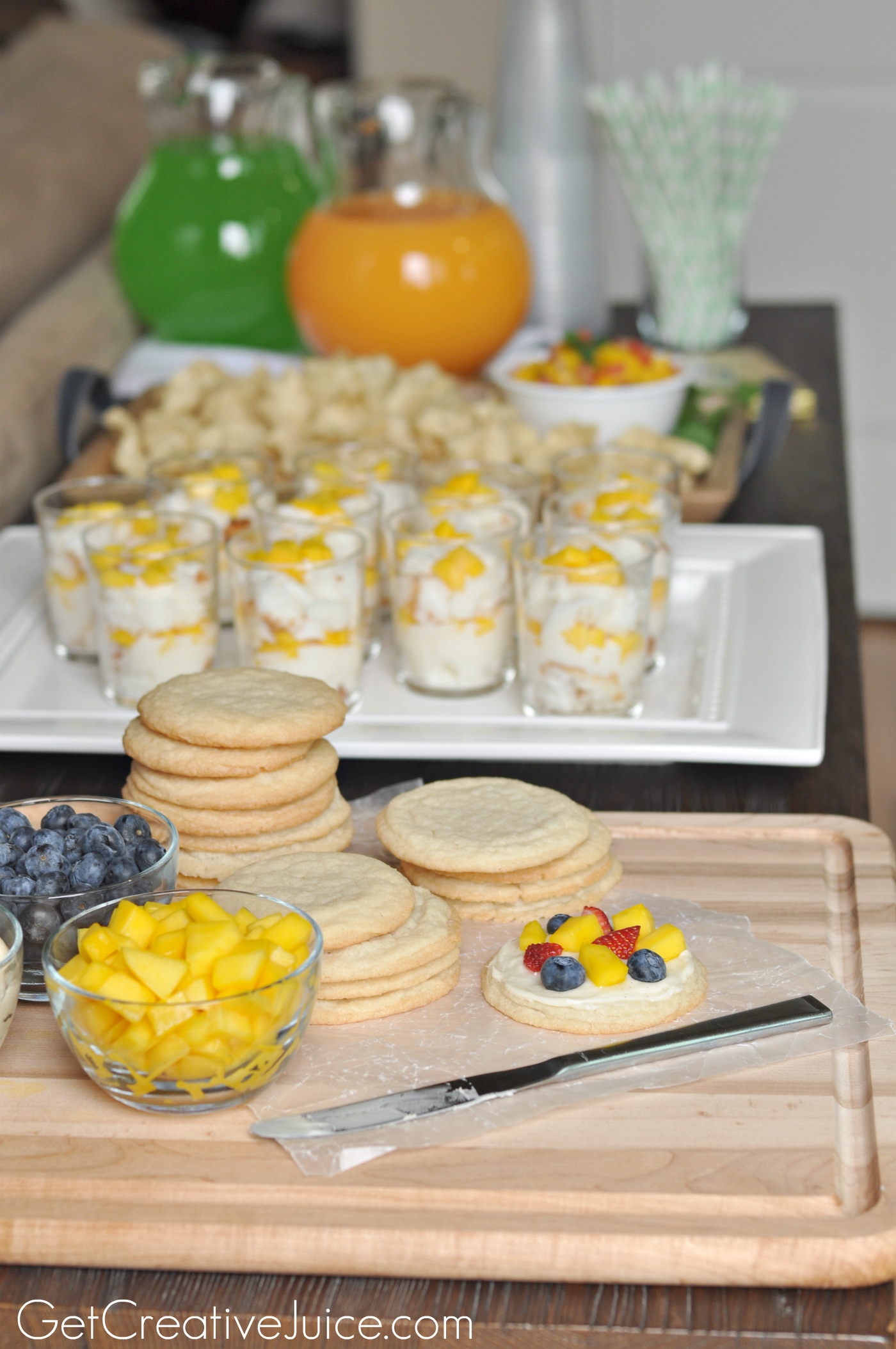 Jungle book party creative juice jungle book party food ideas mango recipes forumfinder Gallery