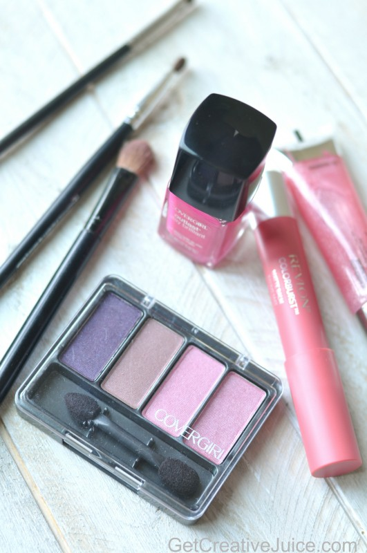 Walgreens Makeup Tips and Spring Look!
