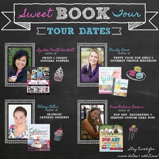 BOOK TOUR DATES!