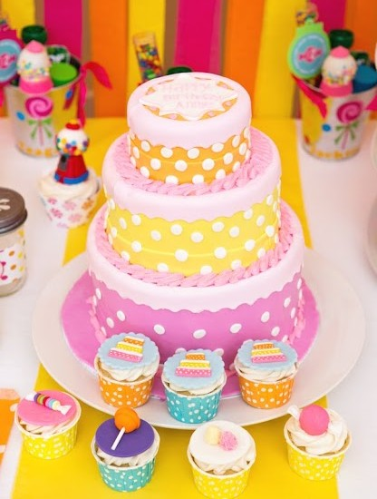 {party} Sweet Shoppe Party Birthday