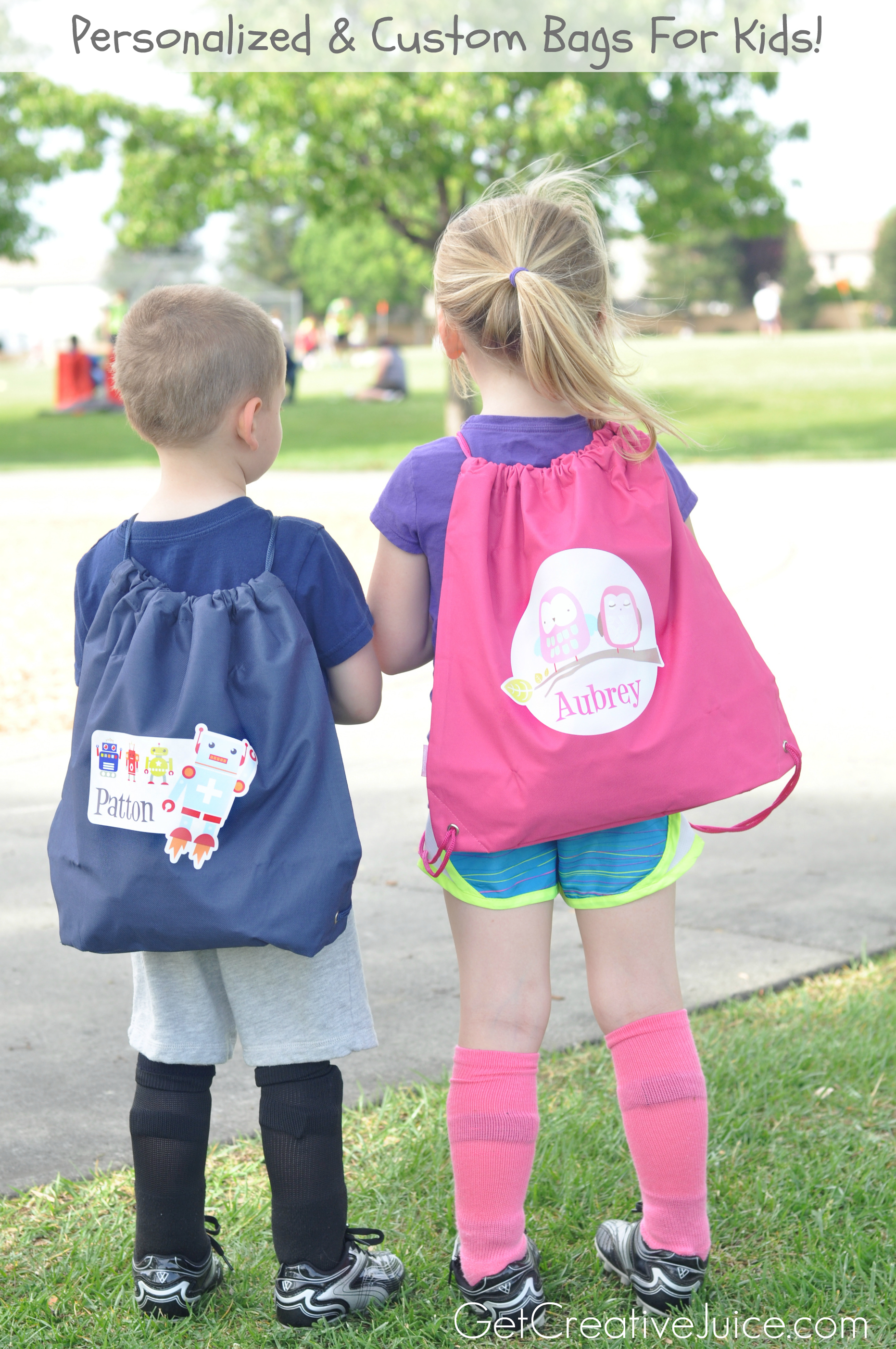 Personalized And Custom Bags For Kids