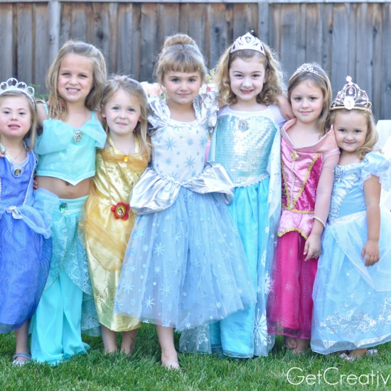 Disney Princess Party with Belle – Part 2