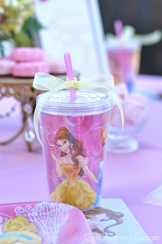 Princess Party Favors - Princess Insulated Cups from Target