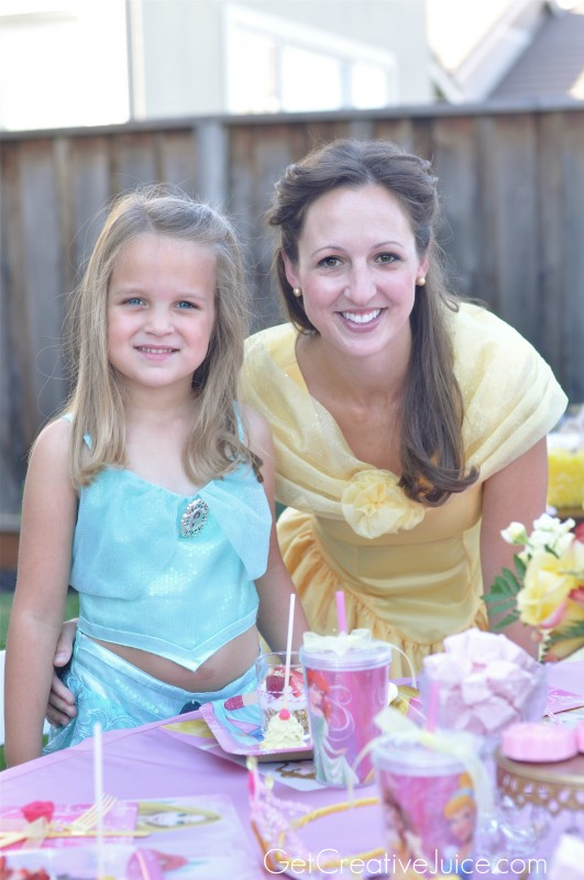 Princess Party with Belle