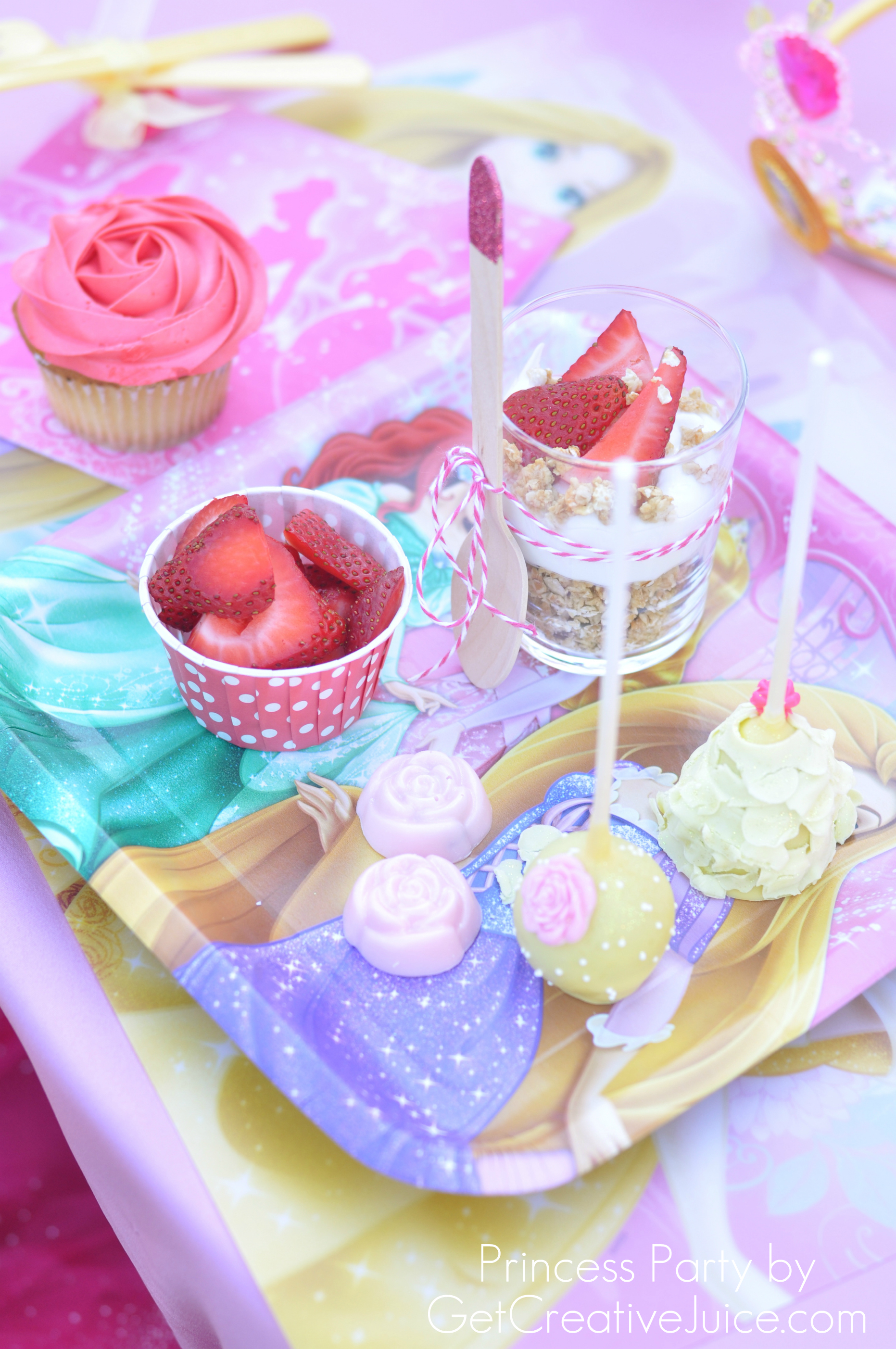 Fairytale Princess Birthday | letsparty |Princess Birthday