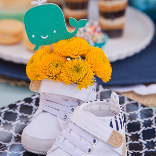 {party} Ahoy! It's a Boy – Nautical Baby Shower