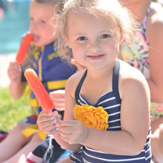 Popsicle Summer Pool Party!