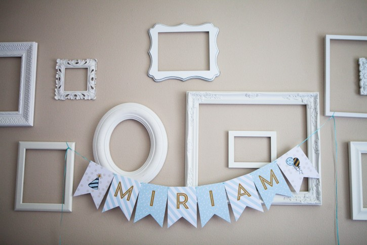 confetti party, banner, frame backdrop