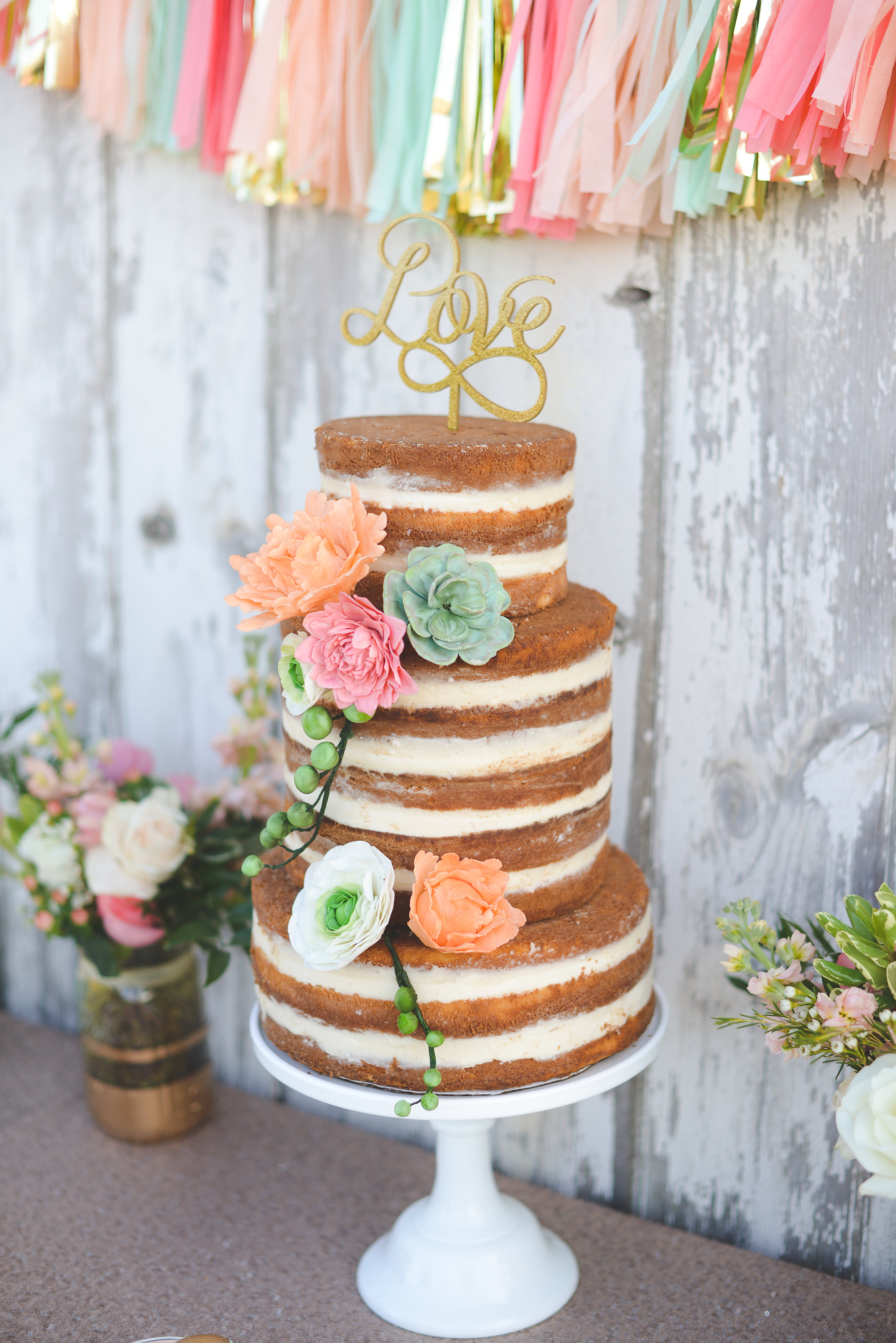 Beautiful Rustic Glam Wedding Creative Juice