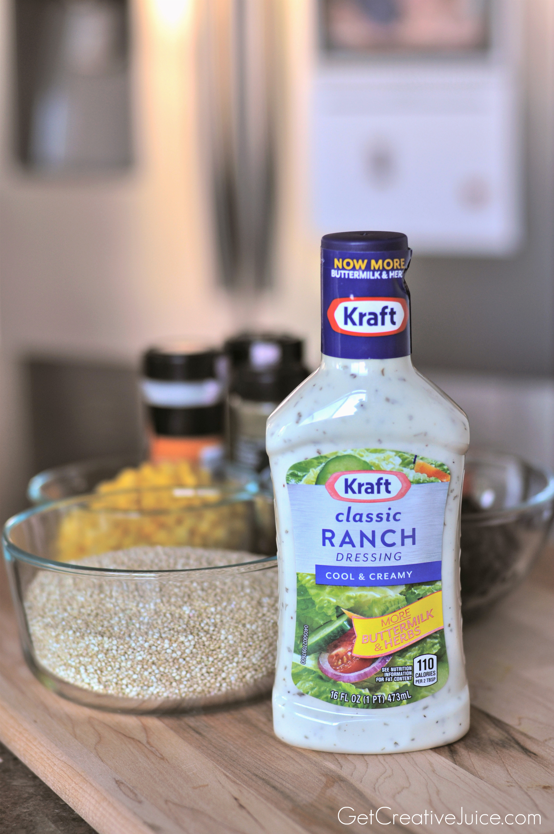 recipe: kraft classic ranch dressing ingredients [39]
