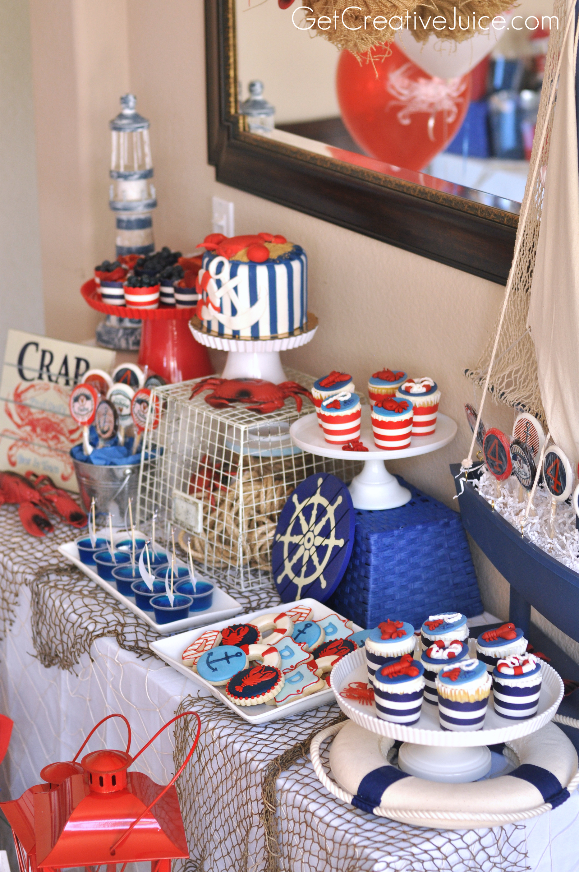 {party} Nautical Lobster Party  Creative Juice. Houzz Living Room Shutters. Living Room Chairs Ottawa. Dining Room Chairs In Living Room. Decorating Ideas Living Room Small. Living Room Paint Ideas With Fireplace. Living Room Home Decorating. Living Room Furniture Wayfair. Fixer Upper Living Room Ideas