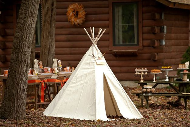 Rustic backyard kids thanksgiving, thankful, tee pee
