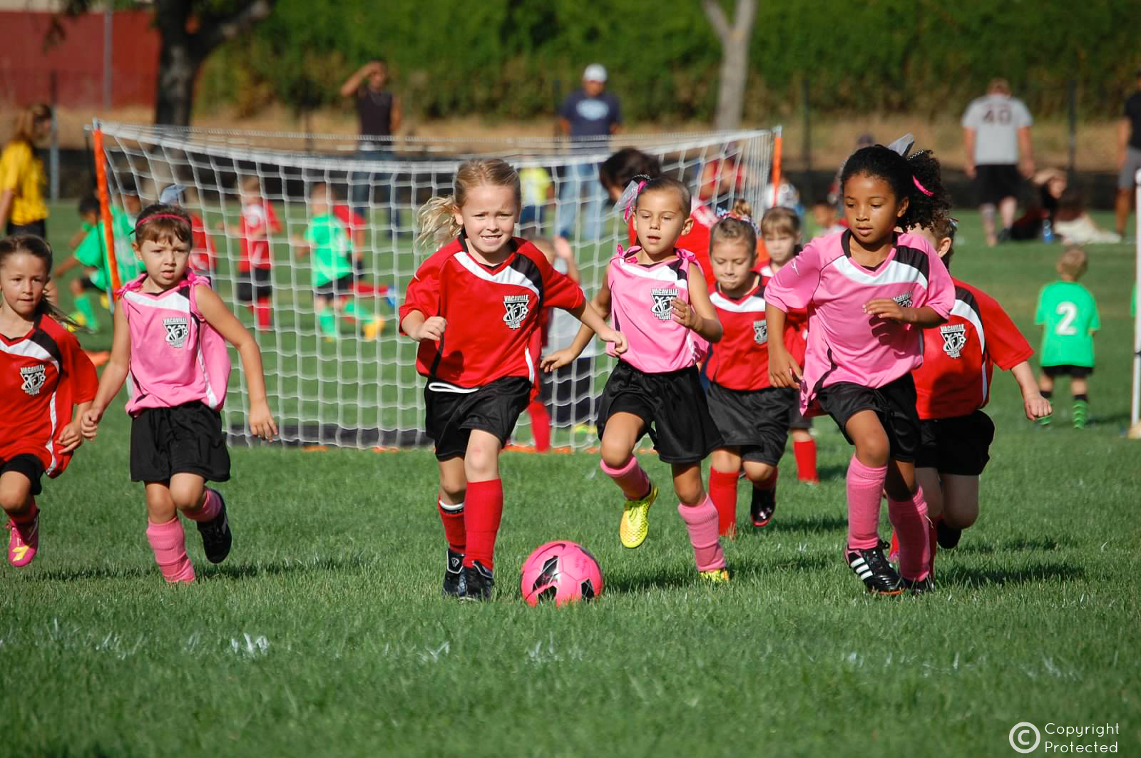 Fueling a better future: My little soccer girl! - Creative ...