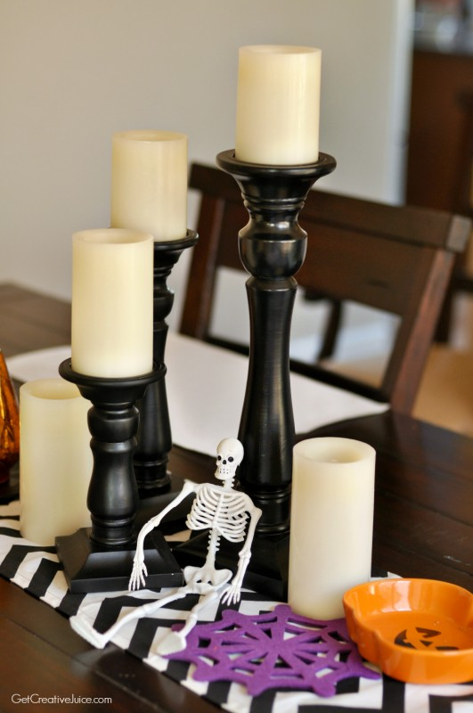 halloween tabletop ideas