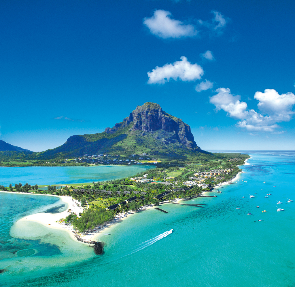 Beach Island: Holiday Vacation Destination: Mauritius Beaches