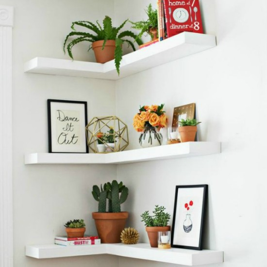 6 Clever Ideas: How to Style Awkward Corners In Your Home