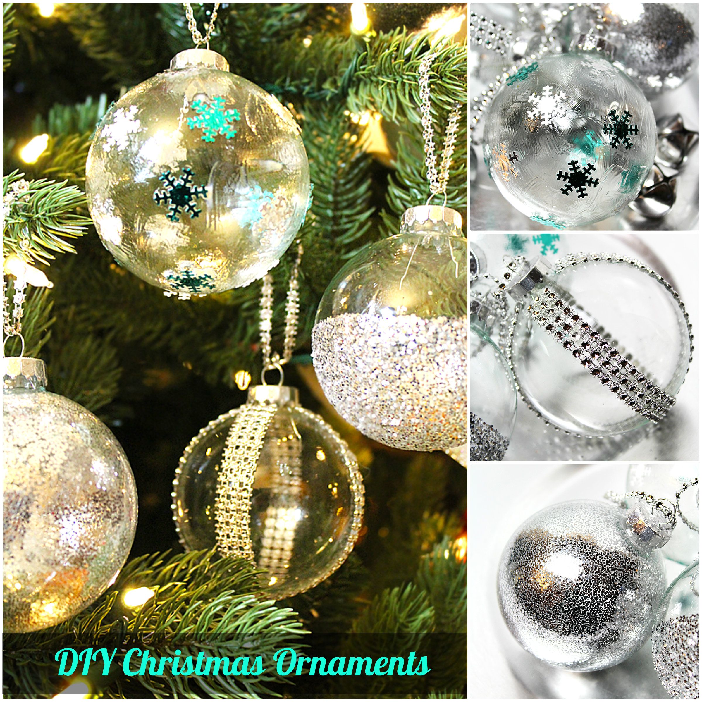 Diy christmas decorations 2014 - Diy Christmas Ornaments