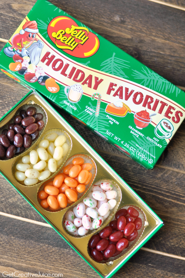 Jelly Belly Holiday Favorites Flavors