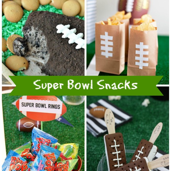 Easy DIY Super Bowl Party Ideas!