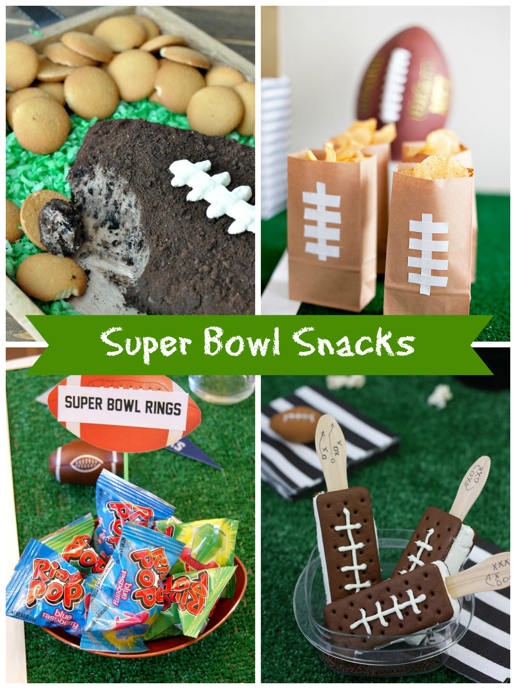 decor food football instadecor us hacks decorations party ideas