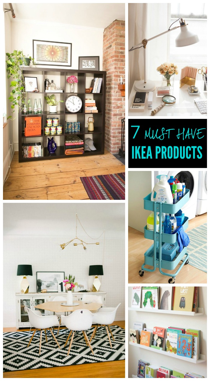 7 Must Have Ikea Products For Your Home