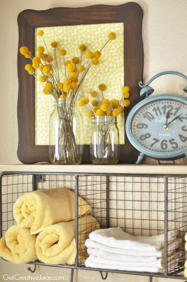 Laundry Room Decoration and Organization