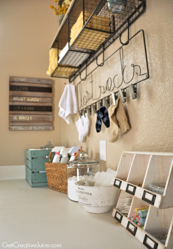 10 Things You Need To Make Your Laundry Room D Cor Look Fab