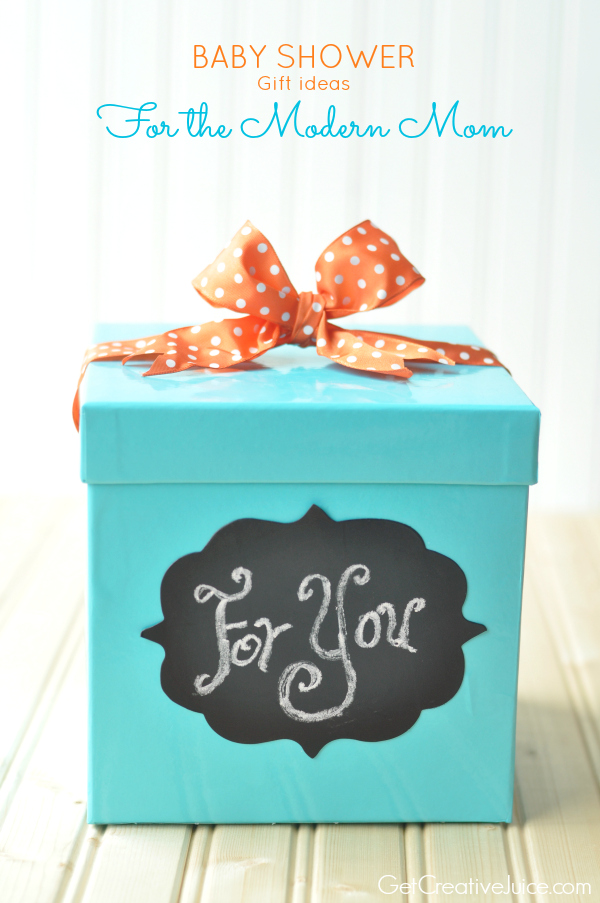 Baby Shower Gift Ideas Practical : Baby shower gift ideas for the modern mom creative juice