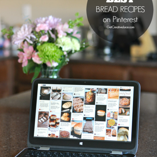 Best Bread Recipes on Pinterest