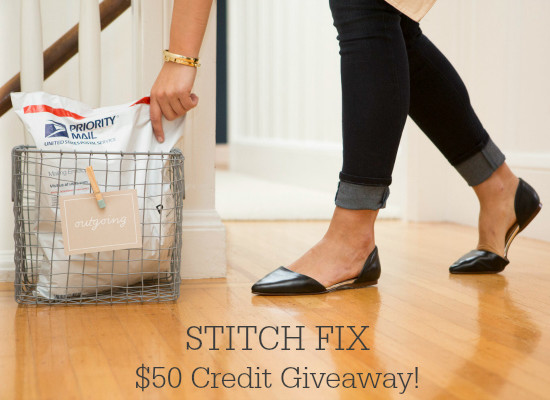Stitch Fix HUGE Announcement & Giveaway!