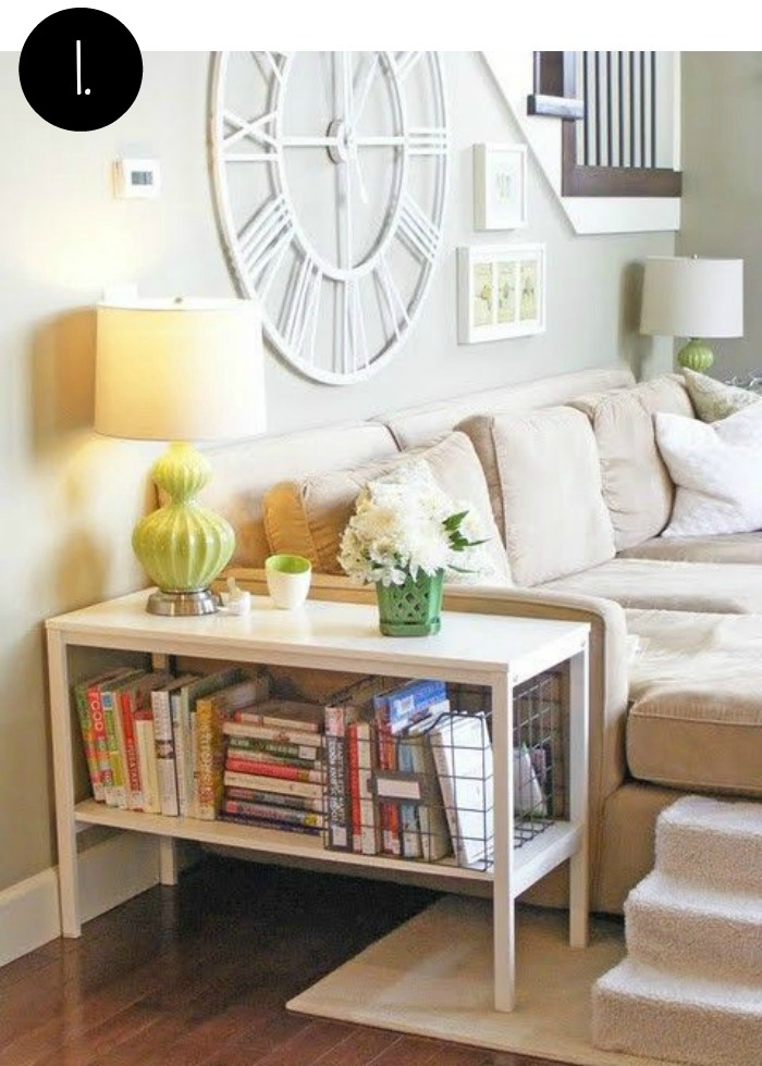 Creative Bookshelves and Storage Ideas for the Home