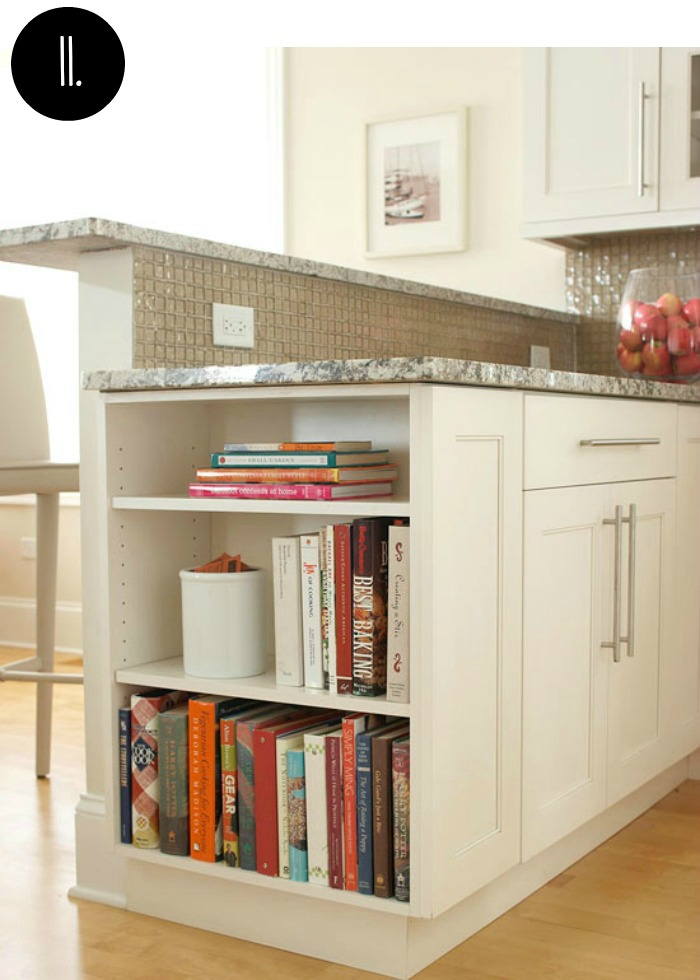 Creative Bookshelf Ideas and Storage Around the House