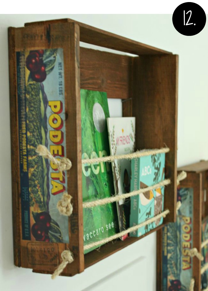 Creative Bookshelf Ideas and Storage DIY