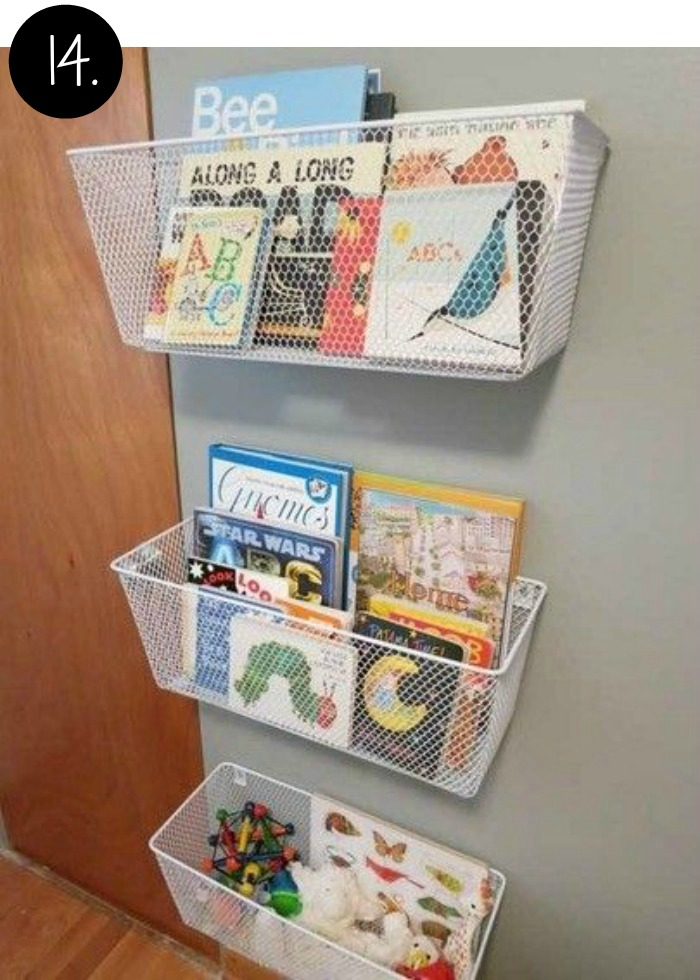 Creative Bookshelf Ideas and Storage