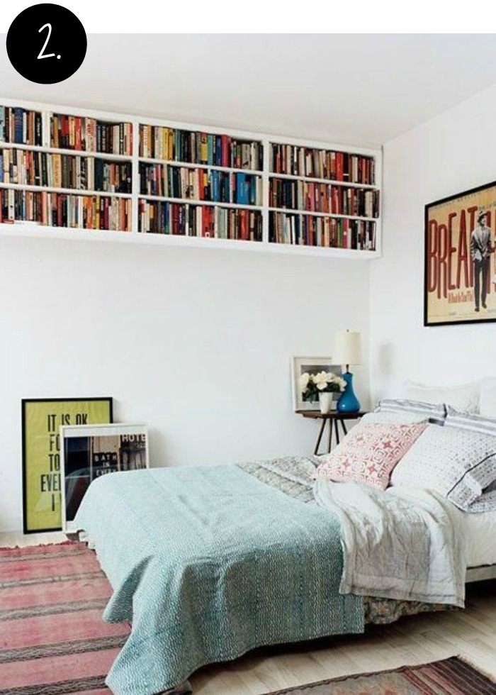 Bookshelf Ideas Part - 33: Creative Bookshelves And Storage Ideas For The Home