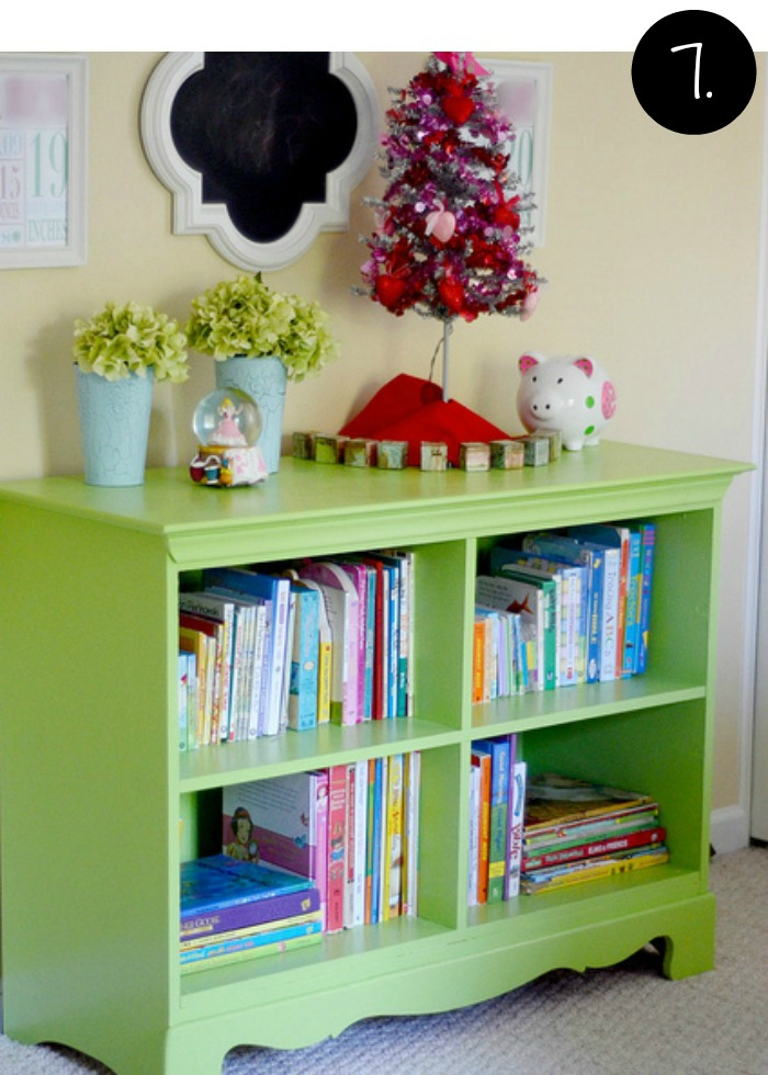 Creative Bookshelves and DIY Storage Ideas