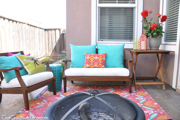 Summer Outdoor patio ideas 4